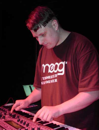 conseQuence (moogulatoR) live, bonn (c) techno bonn